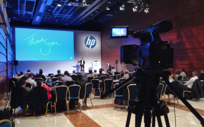HP customer forum Prague
