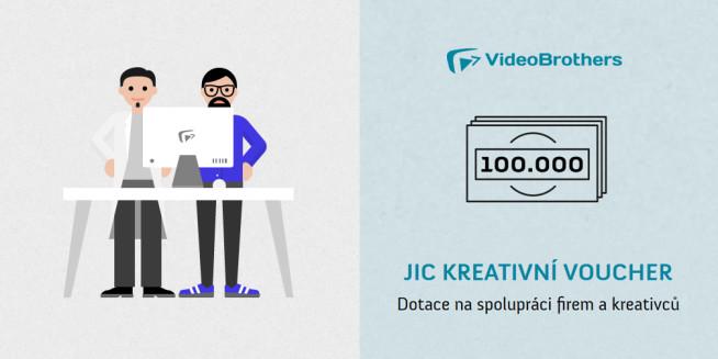 JIC voucher videobrothers